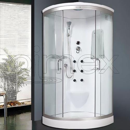 dusche lorene 90x90x215 cm oi9031 duschtempel komplett duschkabine ebay. Black Bedroom Furniture Sets. Home Design Ideas