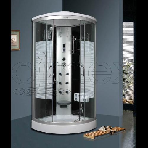 arielle duschkabine komplettdusche echtglas dusche 90x90 100x100 ebay. Black Bedroom Furniture Sets. Home Design Ideas
